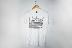 San Francisco White Tee