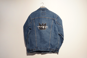 Limited Edition Denim Patch Jacket