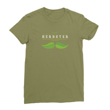 Herbster - vegan t-shirt for women
