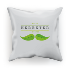 Herbster - vegan cushion