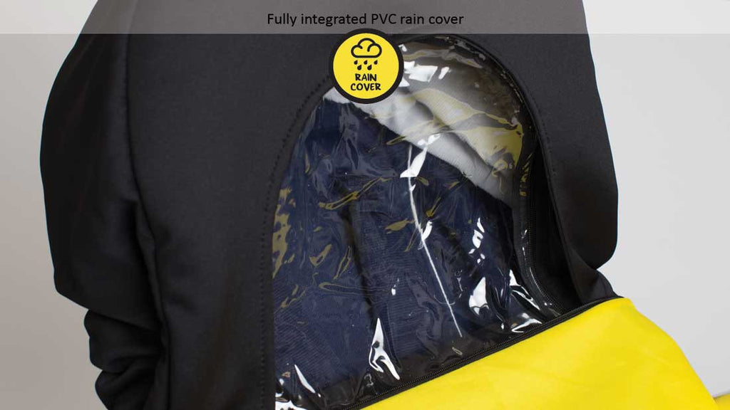 The Blinky Rain Cover