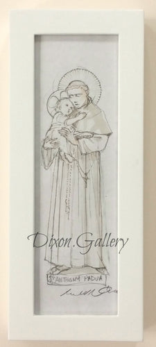 St. Anthony of Padua - original design