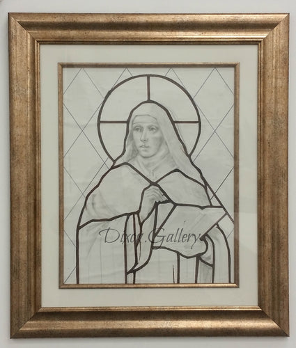 St. Teresa of Avila - original design