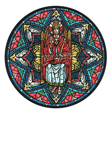 Christ the King - limited edition print, unframed