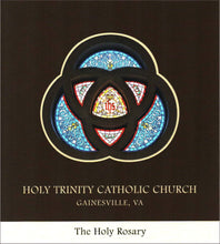 Mysteries of the Holy Rosary - book