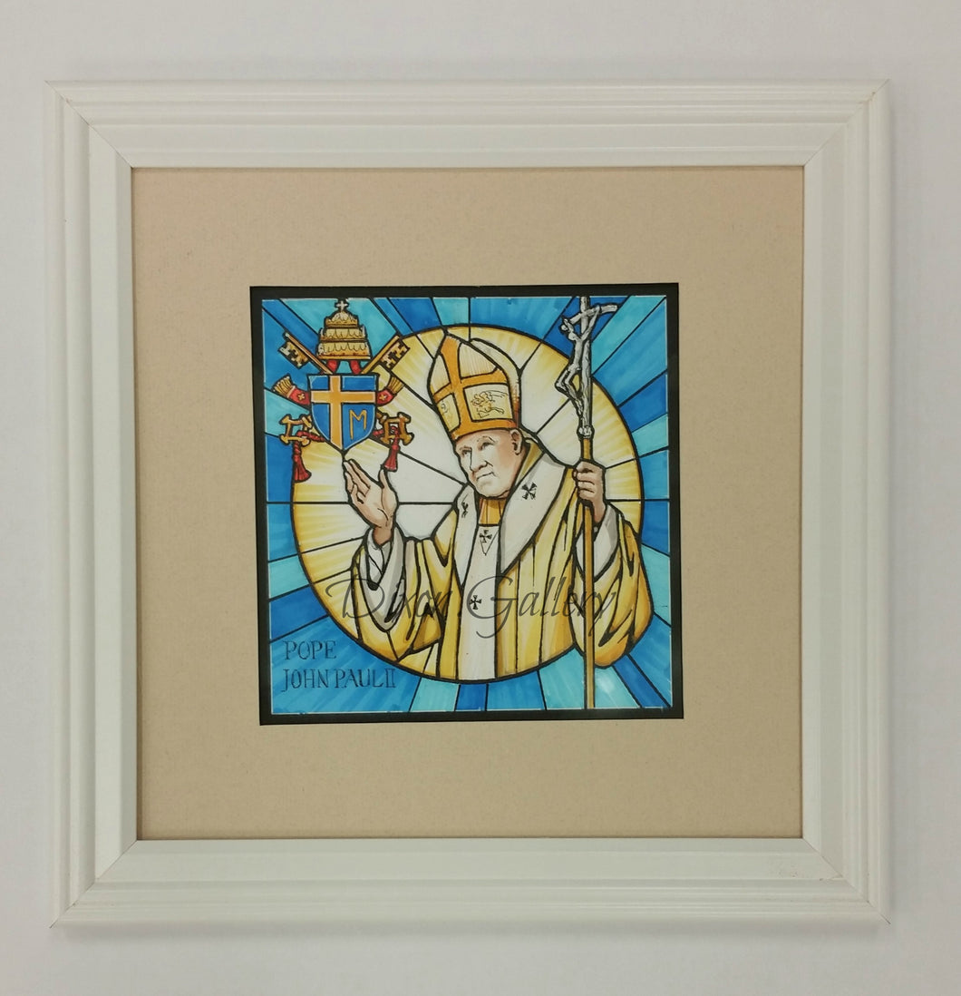 Pope John Paul II - original design
