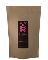 DRY SKIN-Cranberry Bath Milk-MaraNaturals