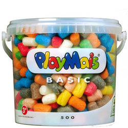 PlayMais BASIC Bøtte 500