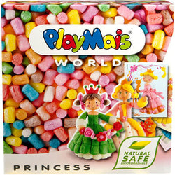 PlayMais World Prinsesse
