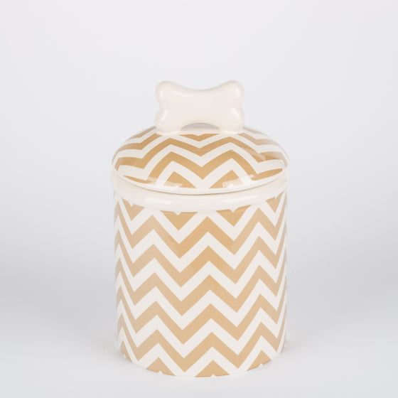 The Chevron Collection - Treat Jar
