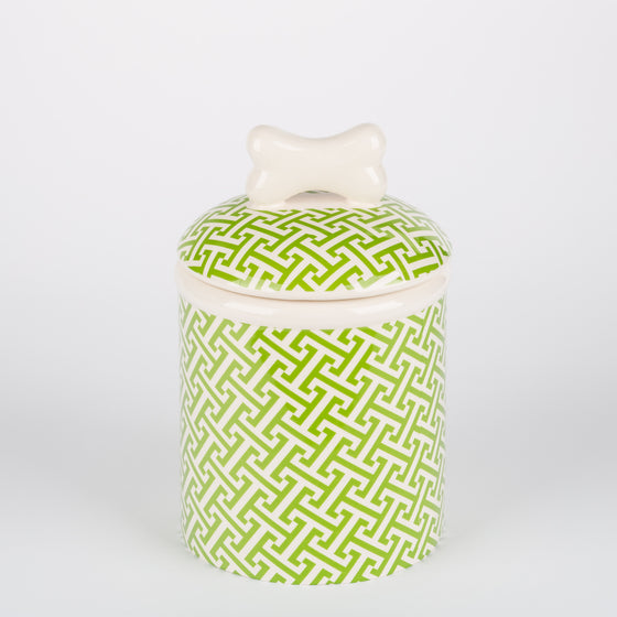 The Green Trellis Collection - Treat Jar