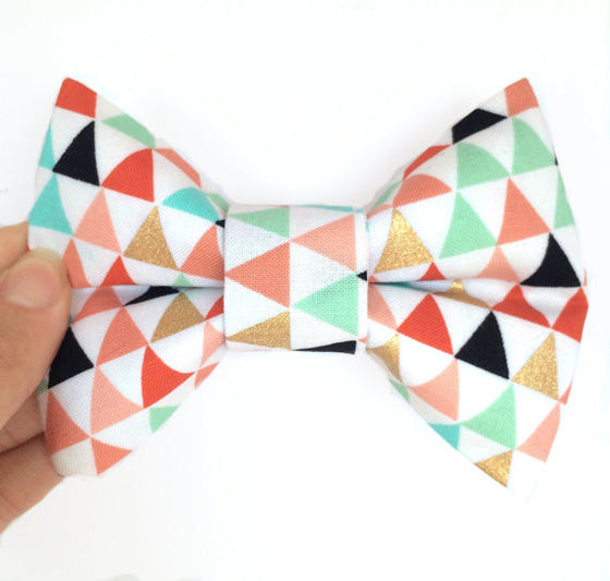 Triangles Bow-tie