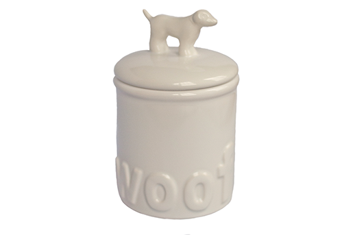 The Woof & Meow Collection - Doggy Treat Jar