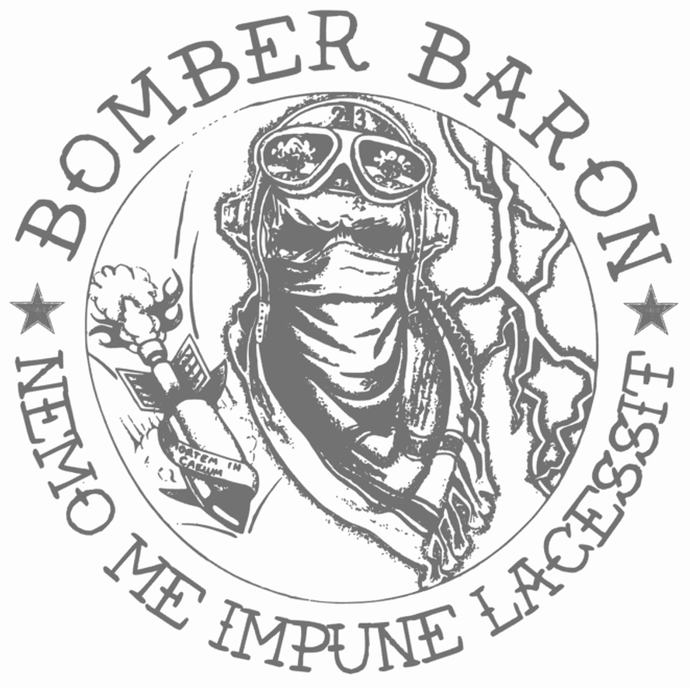 BOMBER BARON - ABOUT THE ARTIST