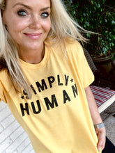 **STEAL** SIMPLY HUMAN - GOLD