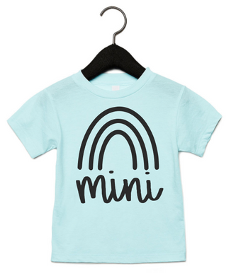 MINI (TODDLER/YOUTH) ICE BLUE
