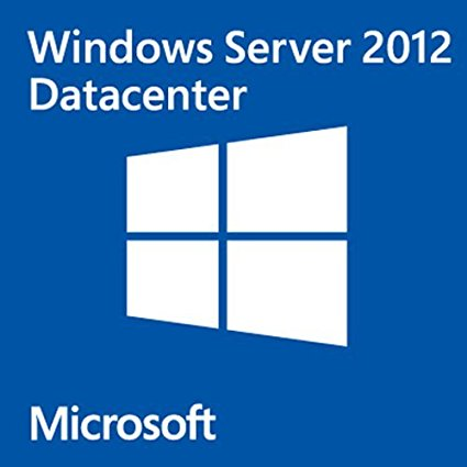 Microsoft Windows Server 2012 Datacenter (2-CPU)
