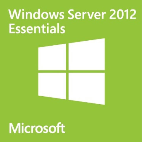 Microsoft Windows Server 2012 Essentials (2 CPU)