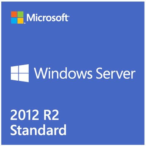 Microsoft Windows Server 2012 R2 Standard (2-CPU)