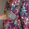 Astrid Sequin Jacket