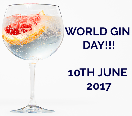 9 fabulous ways to spend your World Gin Day 🍸