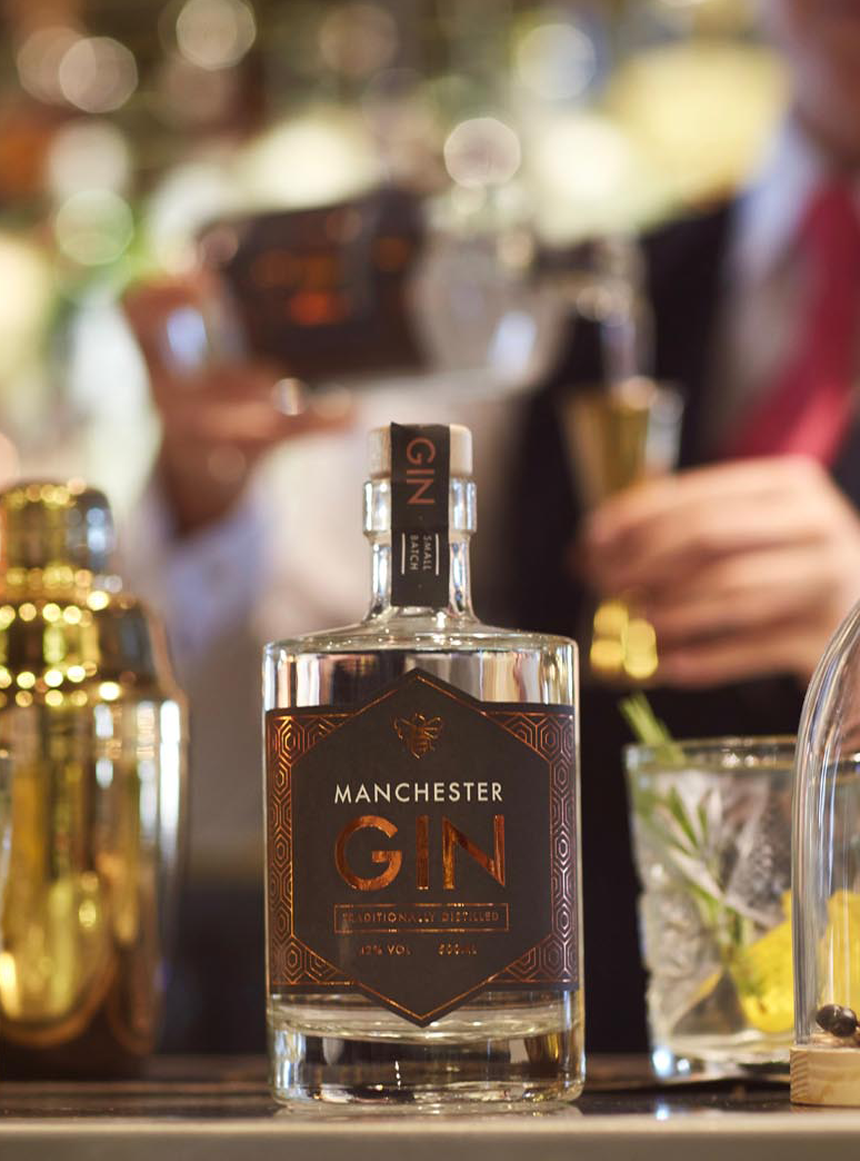 Manchester gin subscription