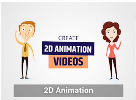 2d animated explainer video with voiceover