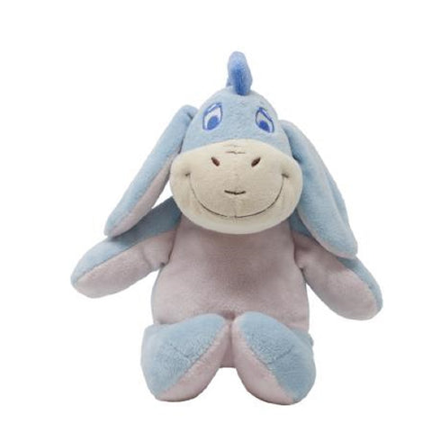 Disney Baby Eeyore Soft Toy with Jingle by Rainbow Designs