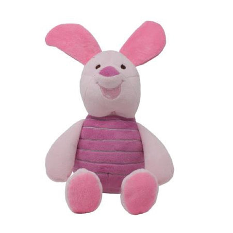 Disney Baby Piglet Soft Toy with Jingle