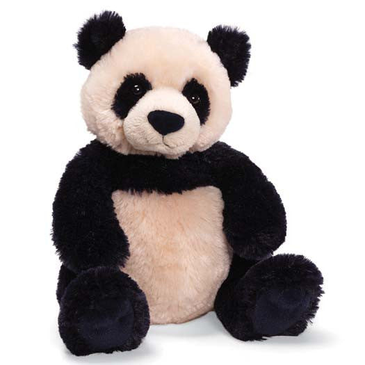 Zi-Bo The Panda 30cm Small Soft Plush Toy By Gund