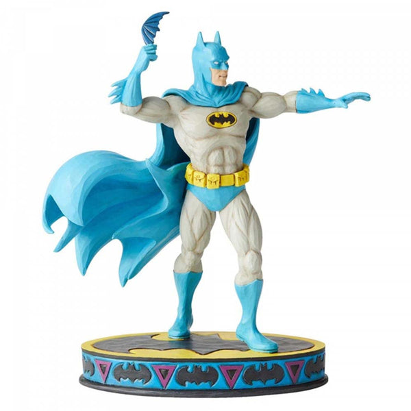 DC Comics By Jim Shore Batman Silver Age Figurine