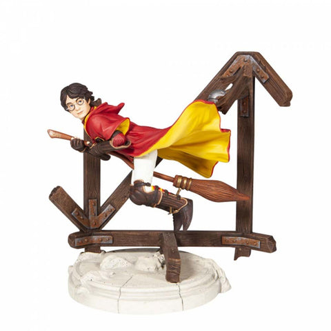 Enesco HARRY POTTER PLAYING QUIDDITCH CAST STONE 6006824