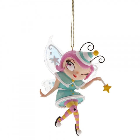 Miss Mindy Party Fairy Christmas Hanging Ornament