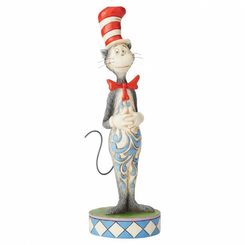 Dr Seuss by Jim Shore THE CAT IN THE HAT 6002906