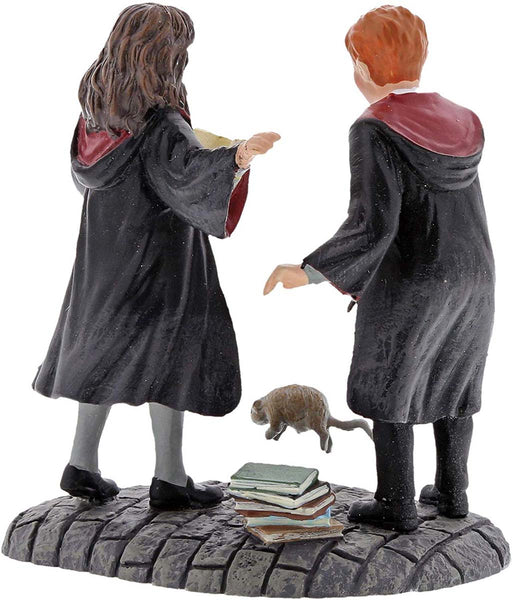 Harry Potter Village by D56 WINGARDIUM LEVIOSA| FIGURINE 6002316