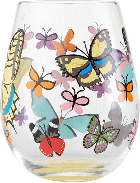 Lolita BUTTERFLIES GLASS 6004351