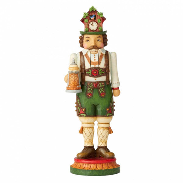 Heartwood Creek by Jim Shore GERMAN NUTCRACKER 6004240