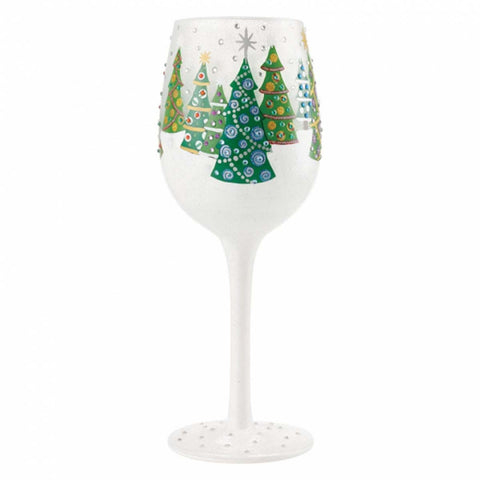 Lolita CHRISTMAS TREES IN SNOW GLASS  6004430
