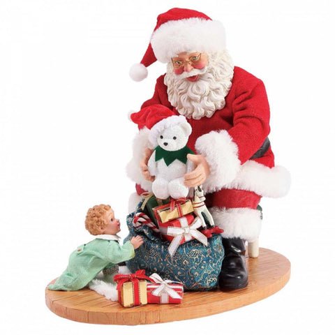 Possible Dreams CHRISTMAS SURPRISE  Figurine 6003845