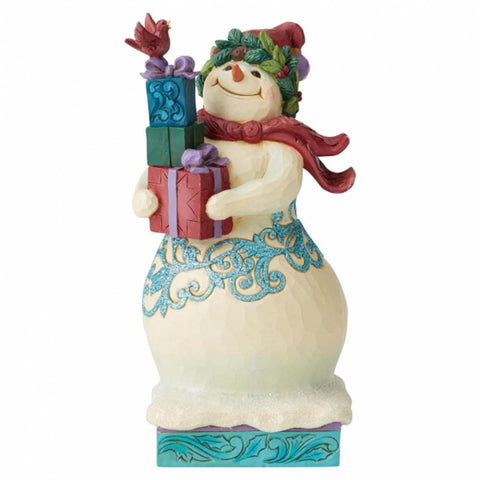Heartwood Creek by Jim Shore WONDERLAND SNOWMAN GIFTS 6004191