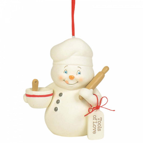 Snowpinions TOOLS OF LOVE Christmas Hanging Ornament 6003278