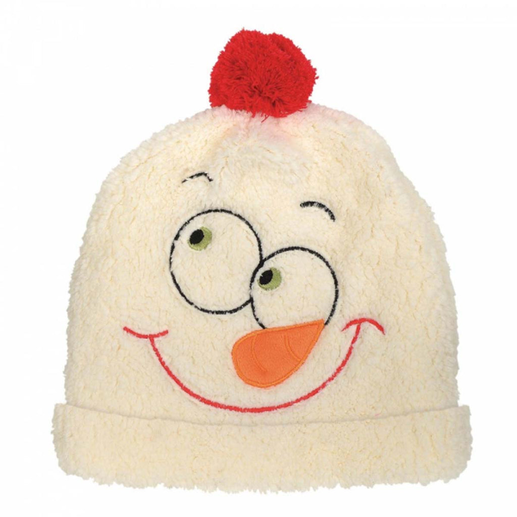 Snowpinions SNOWMAN HAT Childrens Fleece 6004412