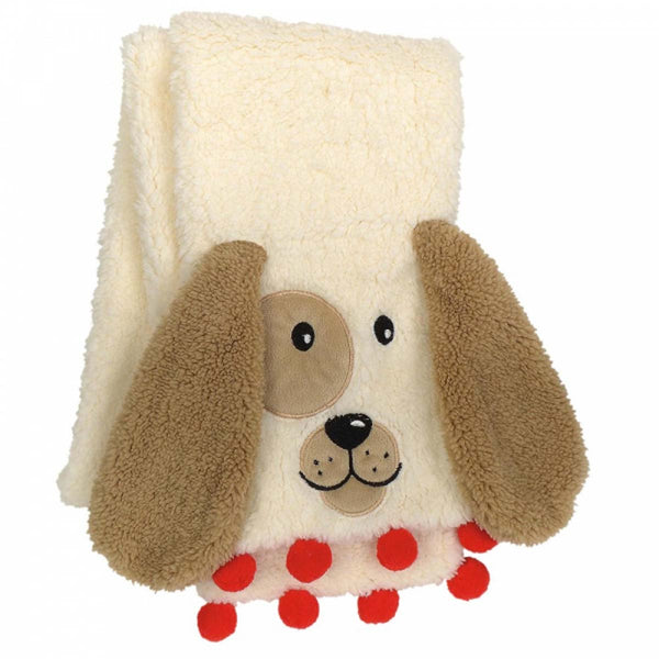 Snowpinions DOG SCARF Childrens Fleece 6004414