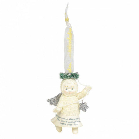 Snowbabies GUARDIAN PEACE Christmas Hanging Ornament 6004214