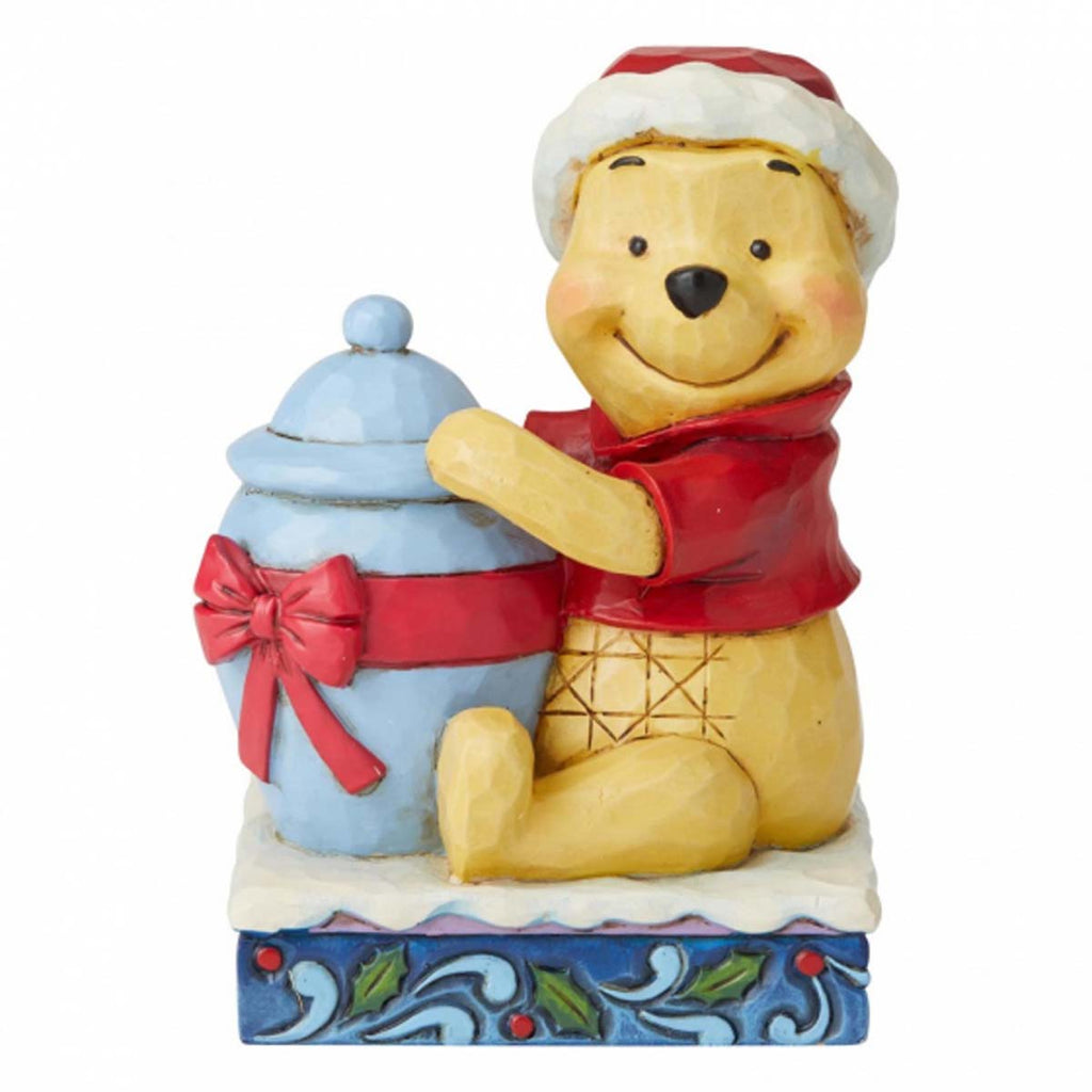 Disney Traditions HOLIDAY HUNNY WINNIE THE POOH  6002845