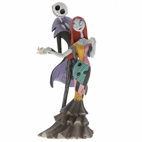Disney Showcase Collection JACK AND SALLY The Nighmare Before ChristmasFIGURINE 6002184