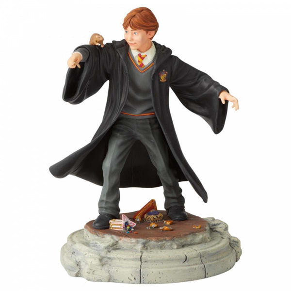 Wizarding World of Harry Potte RON WEASLEY YEAR ONE FIGURINE  6003639