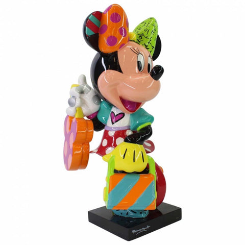 Britto MINNIE MOUSE FASHIONISTA Disney Figurine 6003341