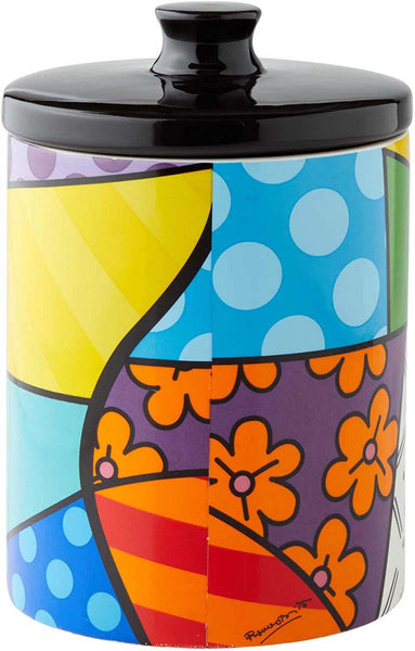 Disney BRITTO Collection MINNIE MOUSE COOKIE JAR 6004976