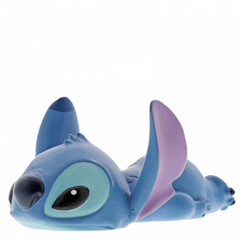 Disney Showcase Collection STITCH LAYING DOWN FIGURINE 6002189